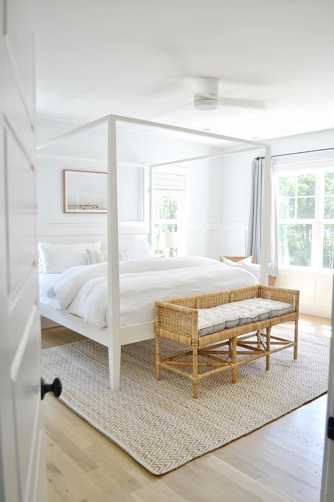 Neutral master bedroom