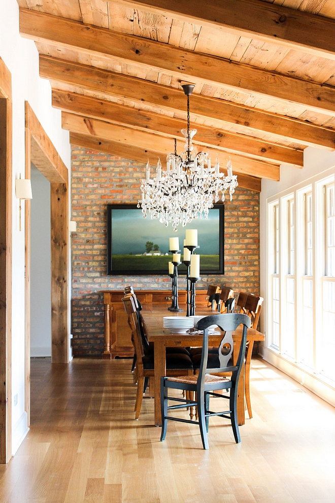 Brick Accent Wall Exposed Brick Accent Wall