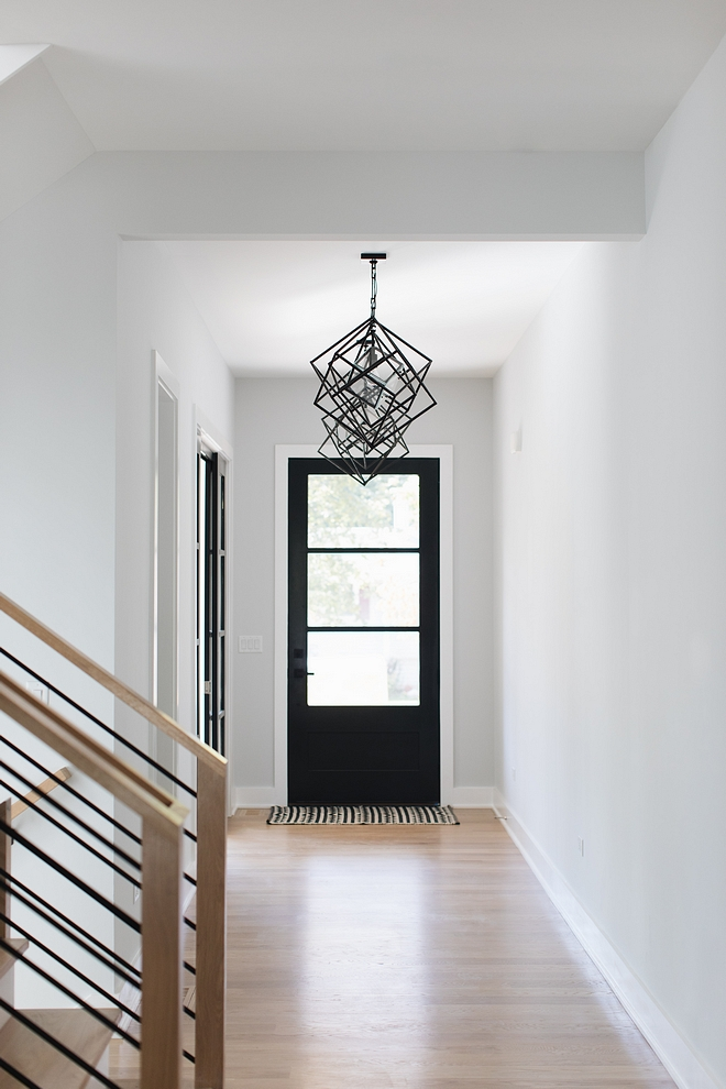 Tricorn Black SW 6258 by Sherwin Williams