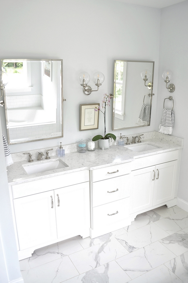 Neutral Timeless Bathroom Design