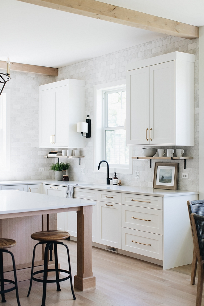 Simply White by Benjamin Moore Kitchen Cabinet Paint Color Simply White by Benjamin Moore