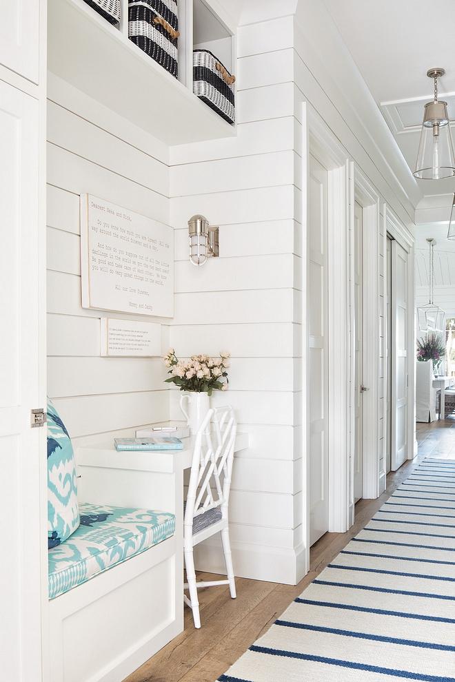 Hallway Mudroom