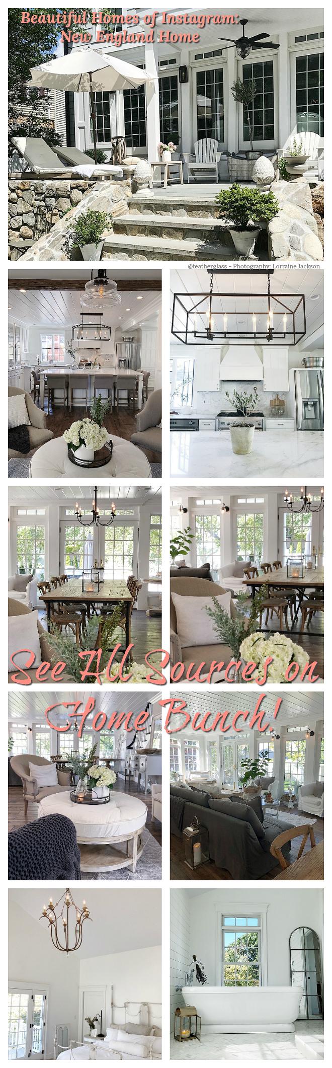 New England Home Design Interiors