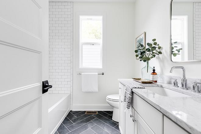 Eucalyptus Vase Bathroom