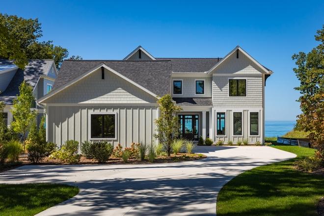 Modern Farmhouse Lake House Home Bunch Interior Design Ideas