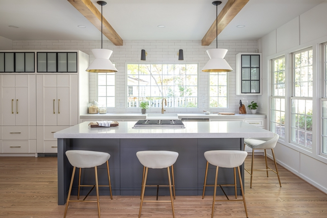 New Mid Century Modern Kitchen Design Home Bunch Interior Design Ideas