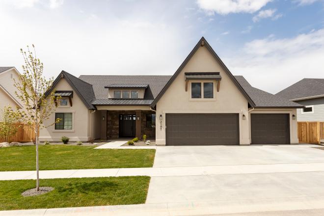 New Construction Modern Farmhouse Home Home Bunch Interior Design Ideas