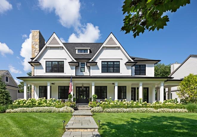 Classic Home With Wrap Around Porch Home Bunch Interior Design Ideas