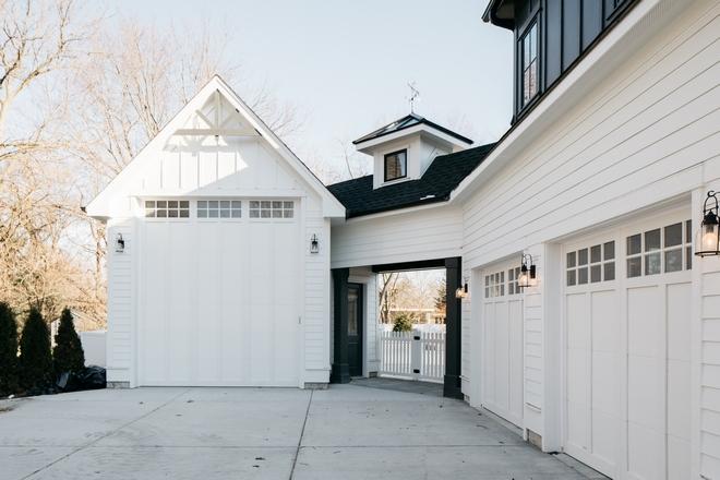 Modern Farmhouse With Wrap Around Porch Home Bunch