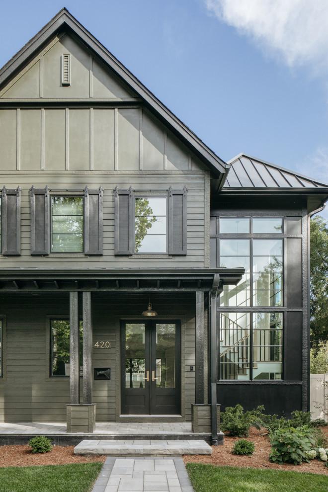 New Construction Modern Farmhouse Home Bunch Interior