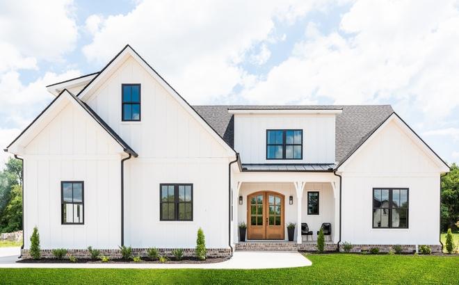Beautiful Homes Of Instagram New Construction Modern Farmhouse Home Bunch Interior Design Ideas