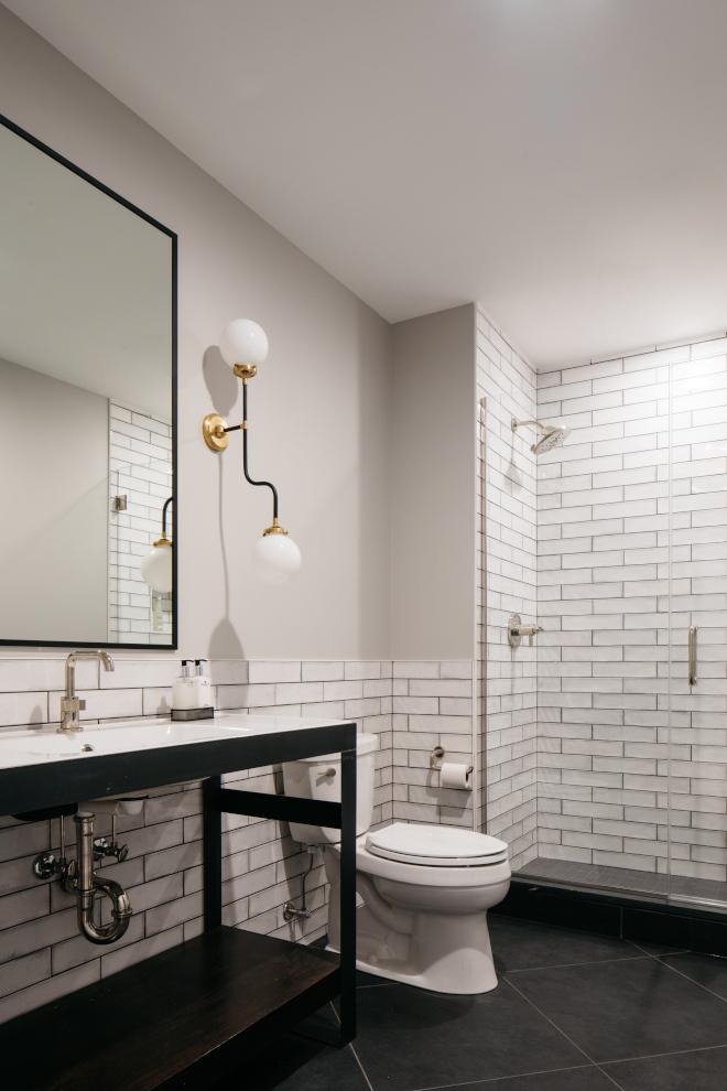 Tile Wainscotting Bathroom Tile Wainscotting