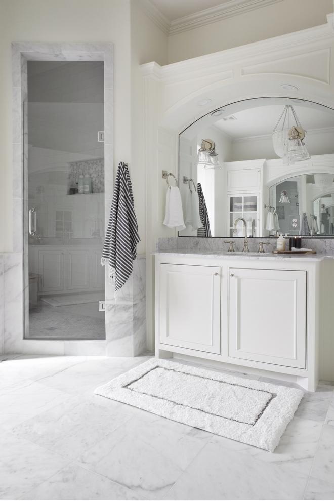 Corner Shower Bathroom Corner Walk-in Shower