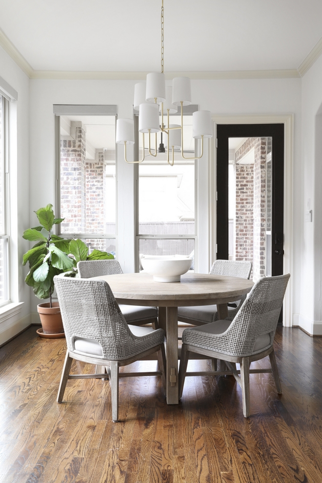 Breakfast Room Design Ideas