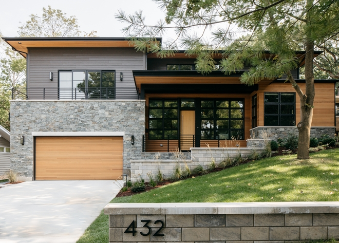 New-construction Modern Home Trends