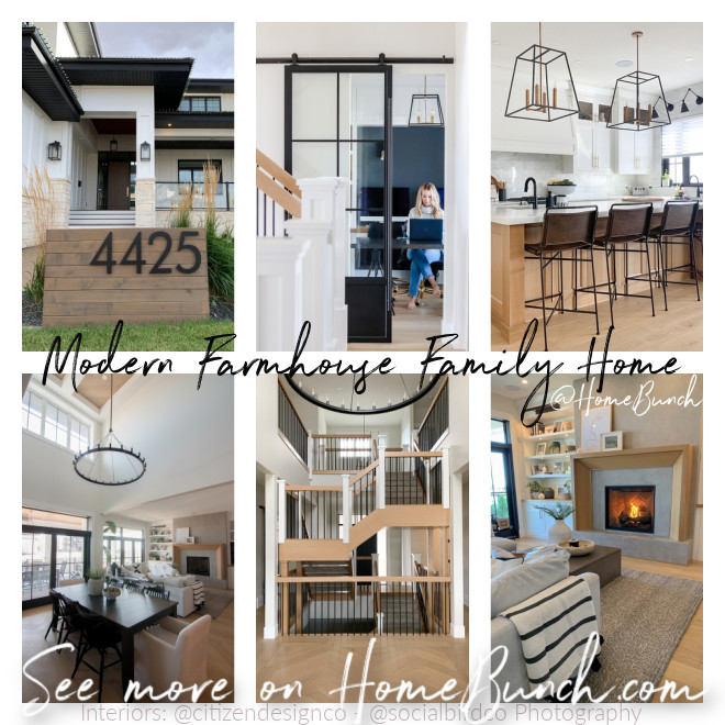 Modern Farmhouse Family Home
