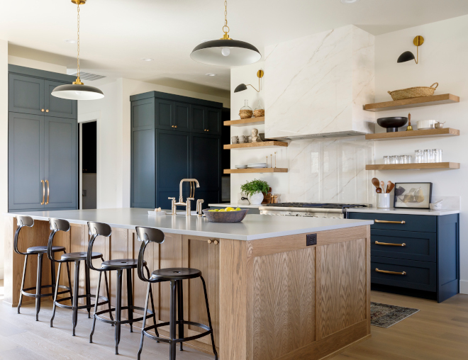 Kitchen Island Stain Color Sherwin Williams Rustic Gray