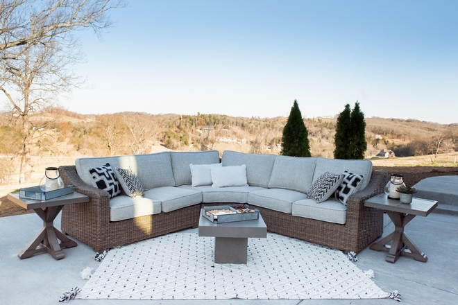 Outdoor Living Area with Outdoor Sectional Ideas Outdoor Living Area with Outdoor Sectional Ideas Outdoor Living Area with Outdoor Sectional Ideas