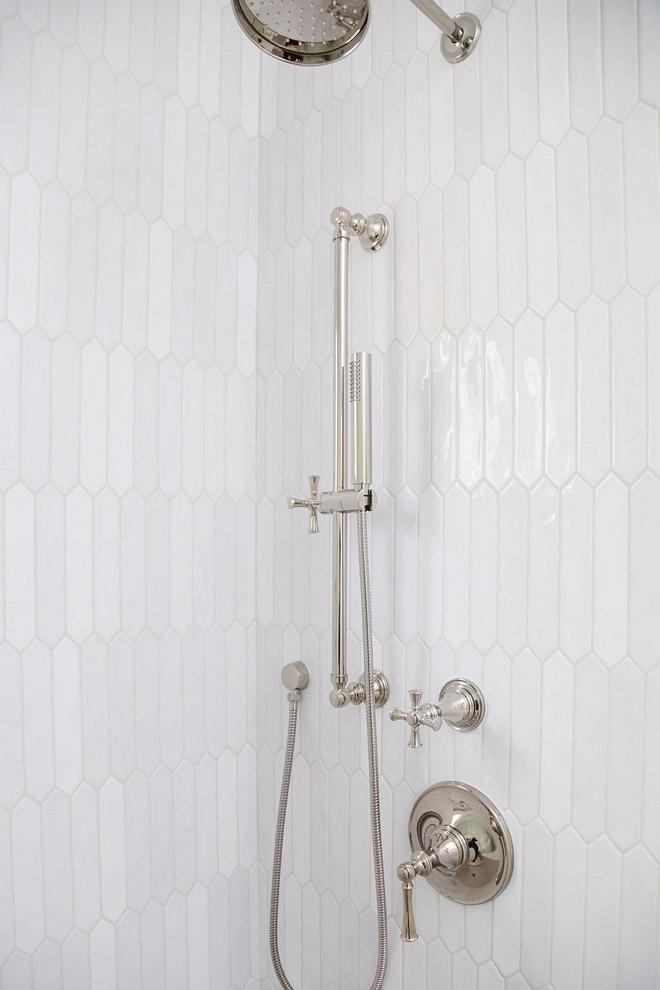 Picket Tile Shower Wall Tile Picket Tile