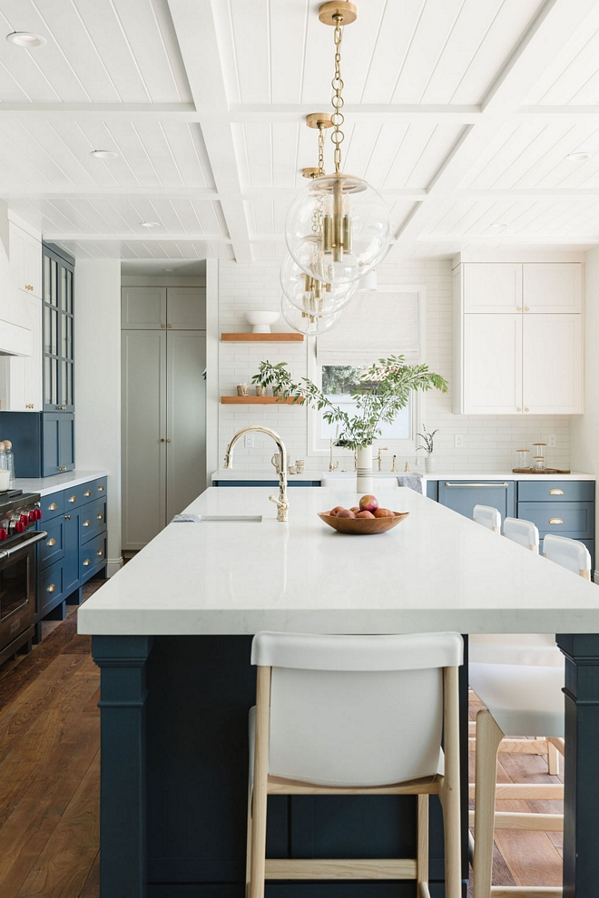 California Interior Design California House Tour California style Kitchen