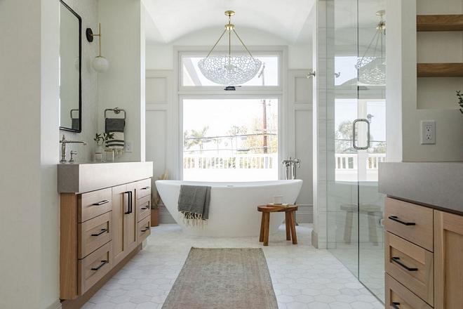 Bathroom Separated Vanities