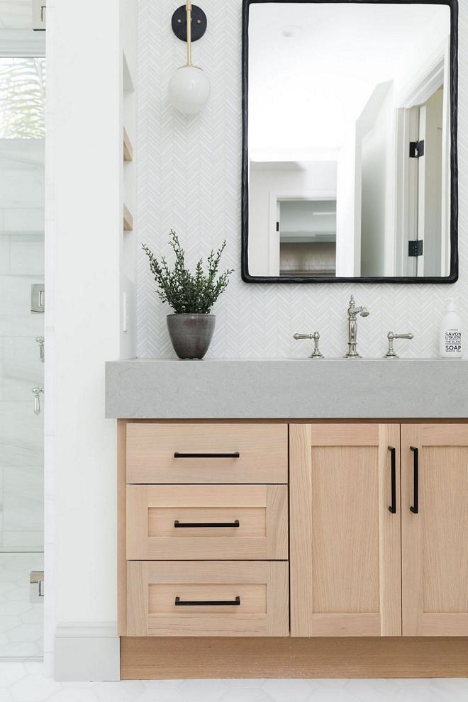 Oak-Cabinet-clear-stain-Clear-stain-White-Oak
