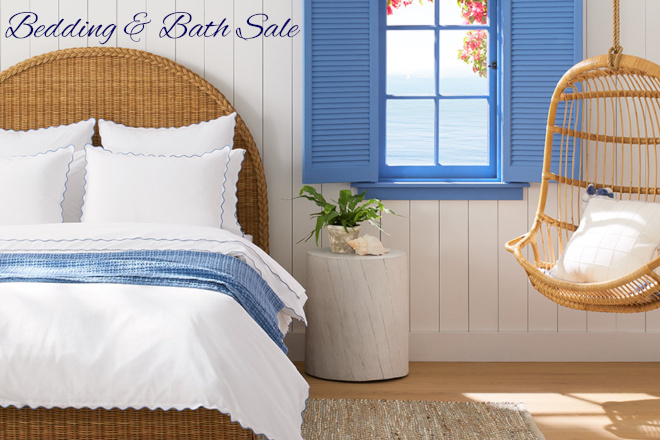 Bed and Bedding Sale