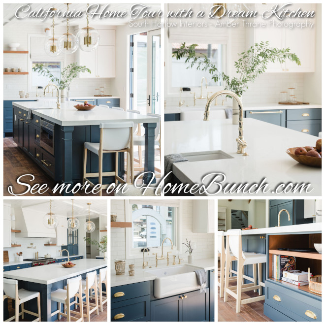 California Home Tour with a Dream Kitchen