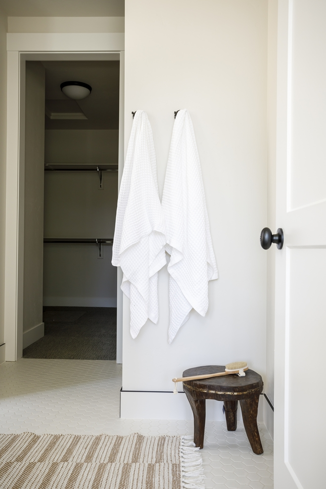 Master Bathroom Paint Color Sherwin Williams SW 7570 Egret White