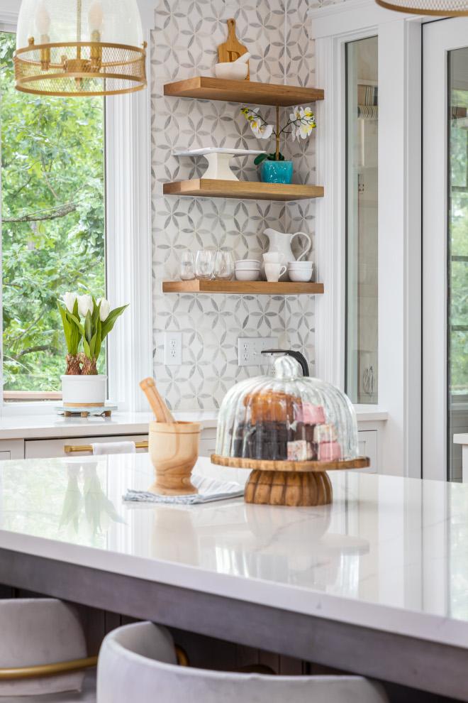 Floating Kitchen Shelf Floating Kitchen Shelves Floating Kitchen Shelf Ideas #FloatingKitchenShelf #Floatingshelves #KitchenShelves #KitchenShelfIdeas