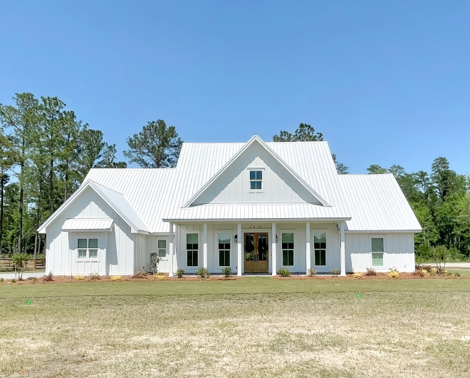 Modern Farmhouse with Galvanized metal roof Galvanized metal roof Galvanized metal roof Modern Farmhouse with Galvanized metal roof #ModernFarmhouse #Galvanizedmetalroof #Galvanizedroof #metalroof #Farmhouse #modernfarmhouseroof