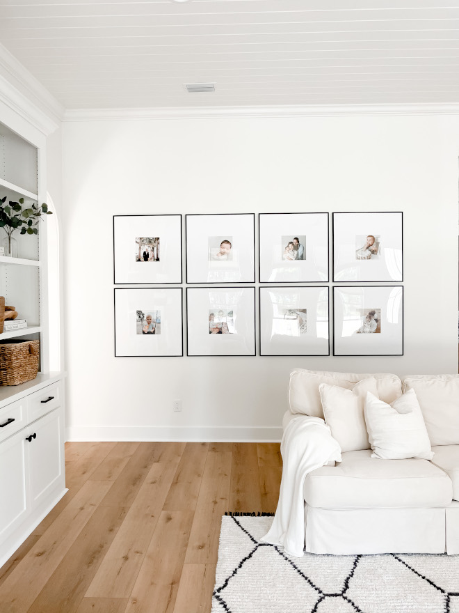 Wall Gallery Family Pictures Picture Frame ideas for hanging family pictures