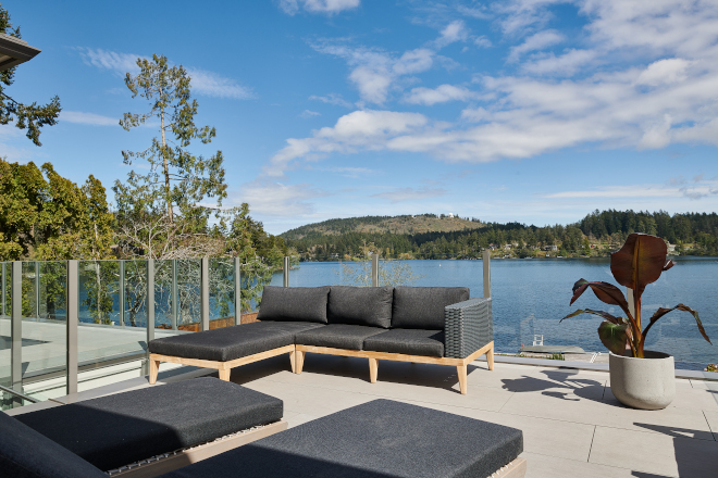 Glass Railing Deck Glass Railing Deck featuring unobstructed views glass railings and floor to ceiling sliding doors Glass Railing Deck Glass Railing Deck Glass Railing Deck Glass Railing Deck #GlassRailing #Deck #GlassRailing
