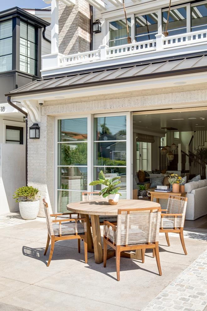 Trendy Outdoor Dining Area Trendy Outdoor Dining Area Furniture Outdoor Dining Area Ideas
