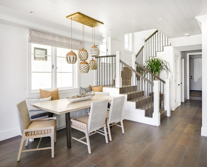 Trendy and bolder decor provide a modern flare to the interiors of this home #interiordesign #homedecor #homeideas