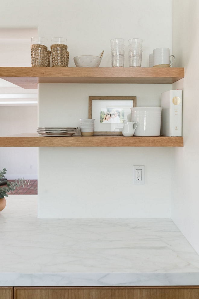 Wrap-around Floating Shelves Wrap-around Floating Shelves Kitchen Wrap-around Floating Shelves Kitchen Wrap-around Floating Shelves #WraparoundFloatingShelves #Kitchenfloatingshelves