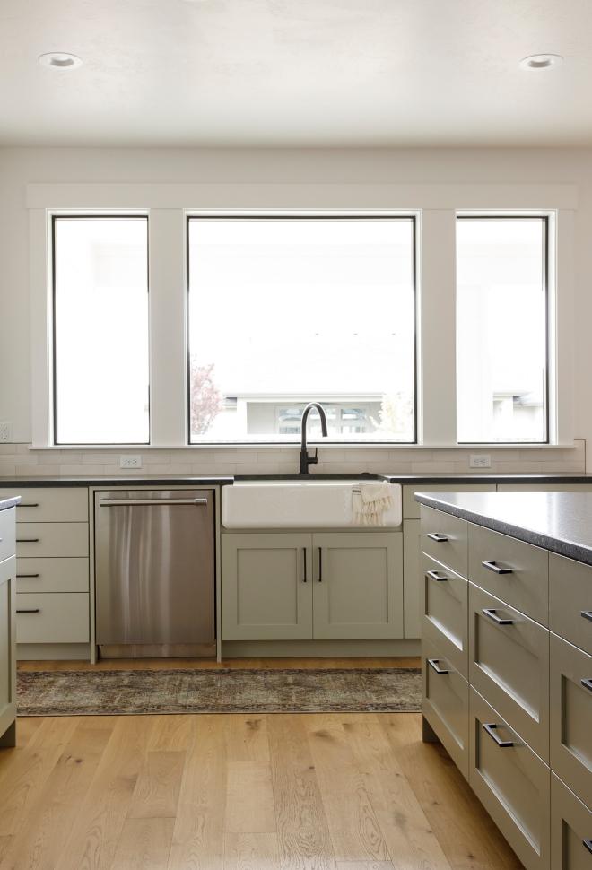 Kitchen Sink Kohler Whitehaven K-6489-0 single basin apron front #KitchenSink #KohlerWhitehaven #singlebasinsink #apronfrontsink