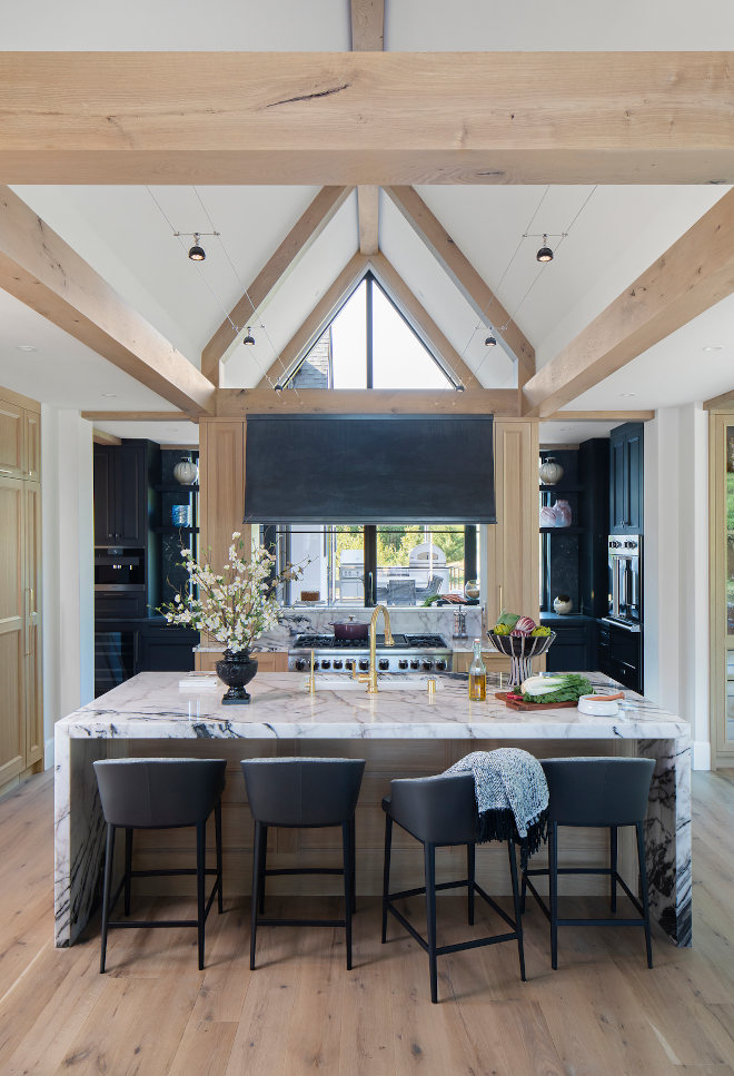 Kitchen Tall Vaulted Ceiling Framed with Beams and Trusses Modern Farmhouse Kitchen White Oak Kitchen Kitchen Tall Vaulted Ceiling Framed with Beams and Trusses Modern Farmhouse Kitchen White Oak Kitchen #Kitchen #Tallceiling #Kitchentallceiling #VaultedCeiling #CeilingFramedBeams #Beams #Trusses #ModernFarmhouse #ModernFarmhouseKitchen #WhiteOakKitchen