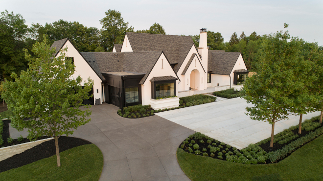 Roof Shingle Roof Grey Shingle Roof Roof is Lifetime Architectural Shingle Certainteed Estate Gray Roof Shingle Roof Grey Shingle Roof #Roof #ShingleRoof #GreyShingleRoof #Greyroof