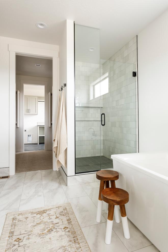 Trendy Shower Tile Combination Trendy Shower Tile Combination Ideas Trendy Shower Tile Combination #TrendyShowerTile #ShowerTileCombination #ShowerTile