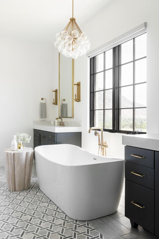 Bathroom Trends Elegance meets trendy style in the Master Bathroom Bathroom Trends Bathroom Trend Ideas Bathroom Trendy Design Bathroom Trends Bathroom Trends Bathroom Trends #BathroomTrends #Bathroom #Trends #BathroomTrendideas #BathroomTrenddesign