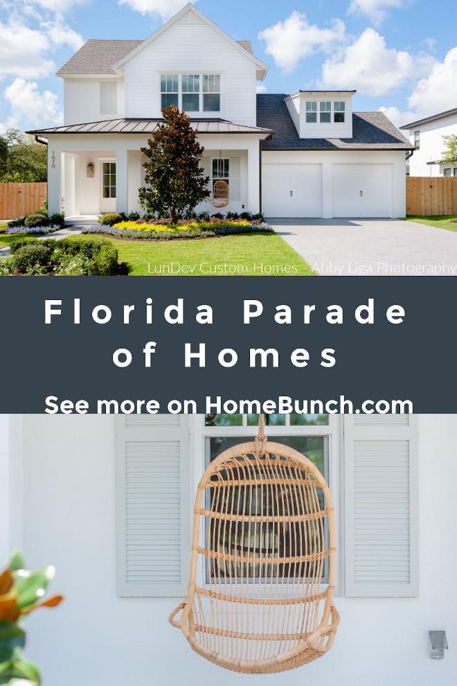 Florida Parade of Homes