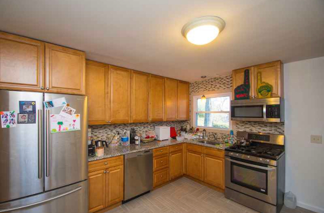 Kitchen Before Picture Fixer-upper
