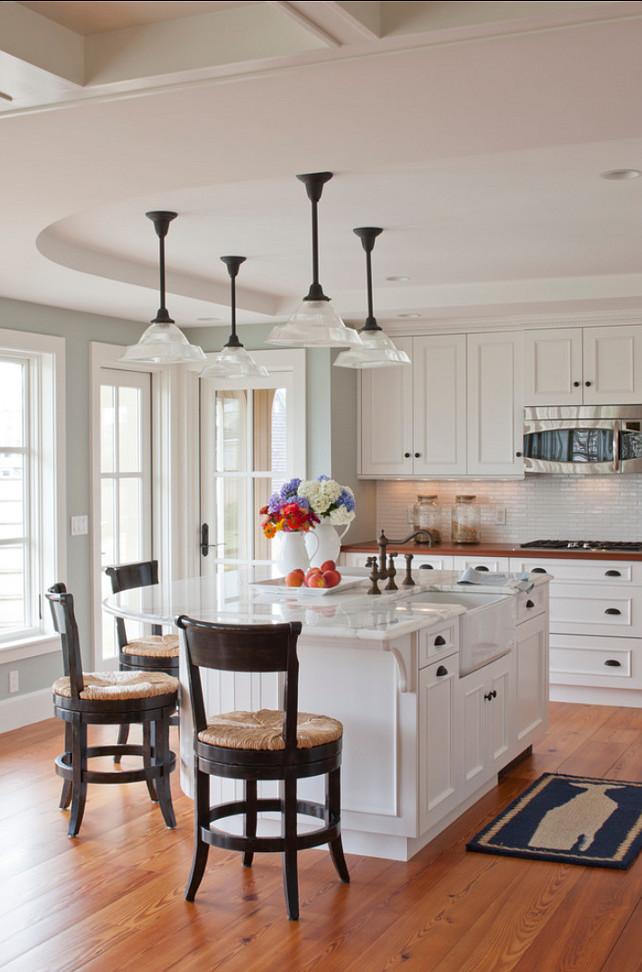 White Kitchen Design. Great White Kitchen Design. #WhiteKitchen #White KitchenDesign #Kitchen #Interiors