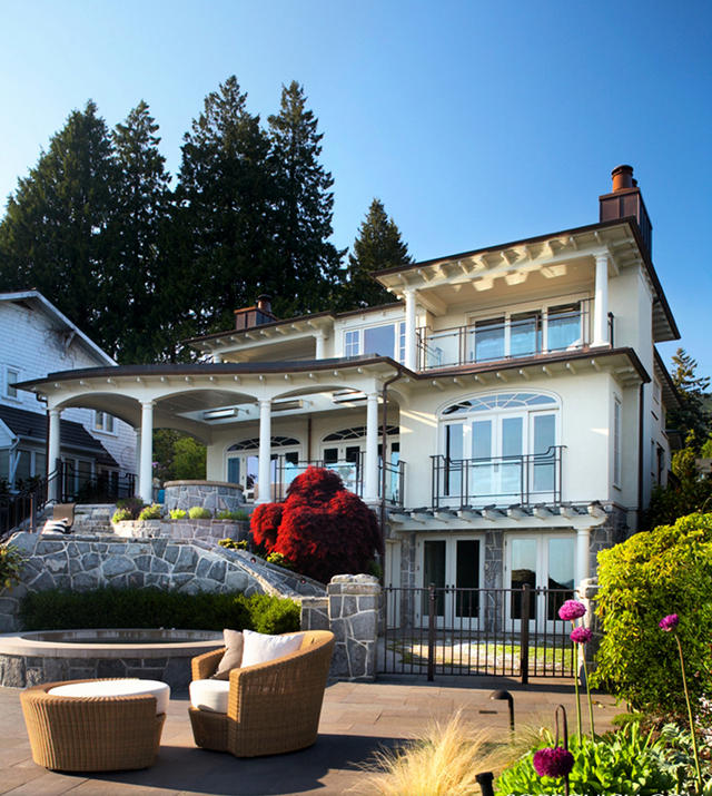 West Vancouver Waterfront Home Tour