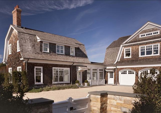 Classic Chic Hamptons Home. #Hamptons #House #HouseTour