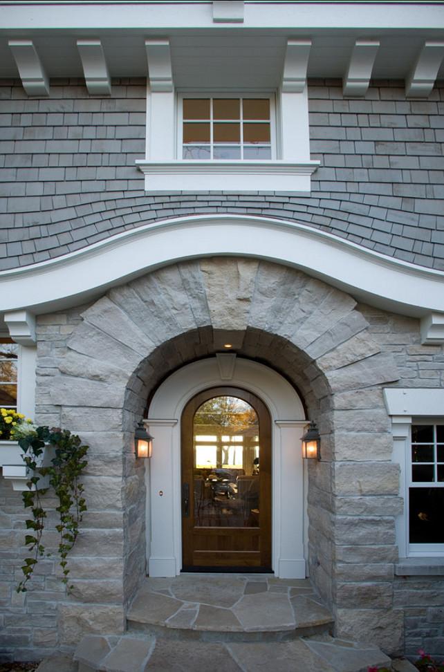 Inspiring Traditional Exterior Home Design Houzz Contemporary ...