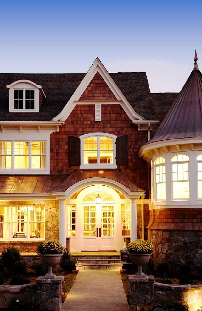 Shingle style house home bunch interior design ideas for Shingle style architecture