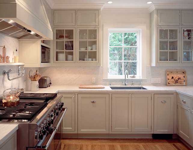 Gray Kitchen #GrayKitchen Gray Kitchen Gray Kitchen