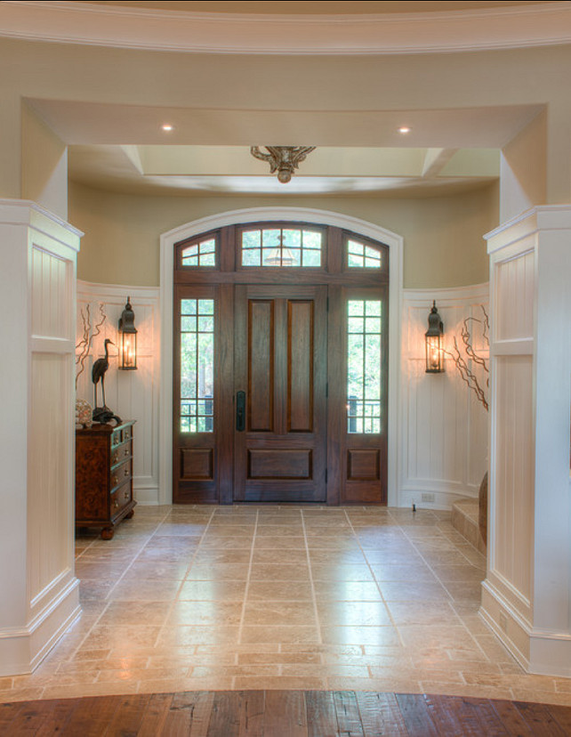 gallery foyer floor ideas